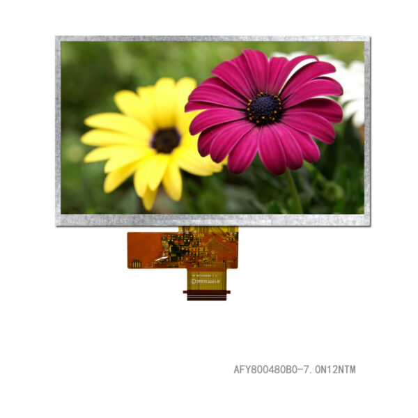 7 inch 800480 color TFT LCD display