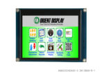 3.5 Inch TFT Embedded LCD Display with Resistive Touch Panel