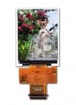 "2.8"" 240*320 color TFT LCD display"