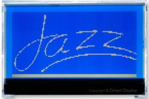 JAZZ Graphic LCD: OD Exlusive
