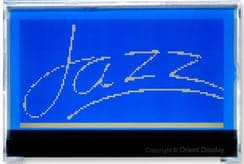 Orient Display Products: JAZZ Graphic LCD