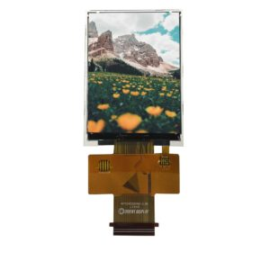 "2.8"" 240320 Sunlight Readable IPS TFT Display"