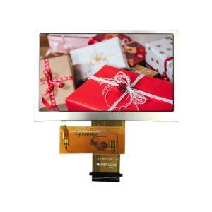4.3 inch 480272 Sunlight Readable IPS TFT display