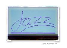 Gray STN LCD, JAZZ-A-G6WFDW
