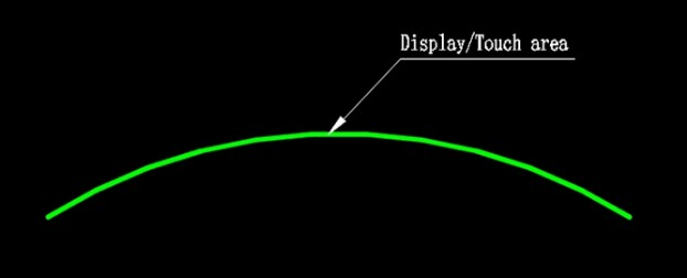 Orient Display: Curve Flexible Touch