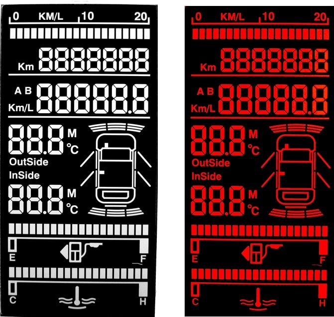 Orient Display: High Reliability Vertical Alignment LCD