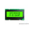 AMC0802BR-B-G6WFDY (8x2 Character LCD Module)