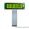 AMC1602FR-B-Y6WFDY-SP01 (16x2 Character LCD Module)