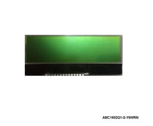 AMC1602Q1-G-Y6WRN (16x2 COG LCD Module)