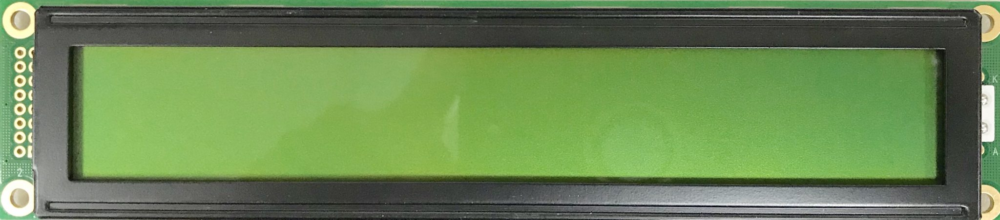 AMC2002DR-B-Y6WFDY-SY(20x2 Character LCD Module)