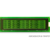 AMC4004CR-B-Y6WFDY (40x4 Character LCD Module)