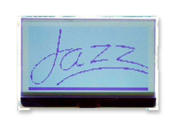 JAZZ-AC-G (Graphic 128x64 COG LCD Module)