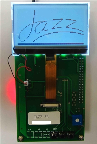 JAZZ-AB (Evaluation / Tester / Demo Kit for JAZZ-A Modules)