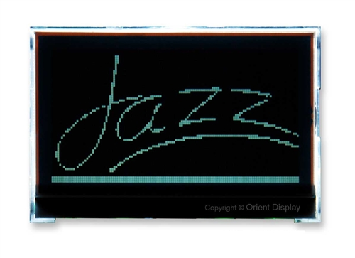 JAZZ-AC-T (Graphic 128x64 COG LCD Module)