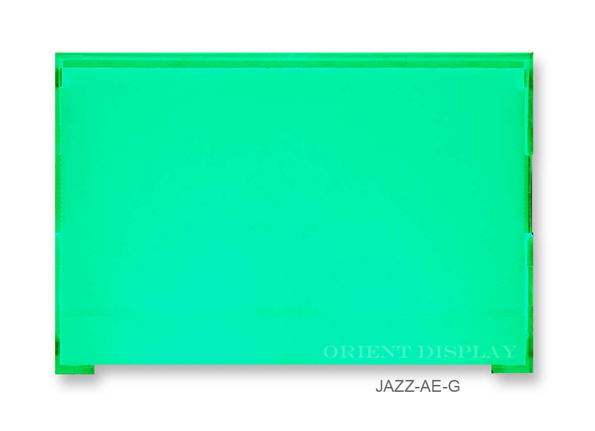 JAZZ-AE-G (Green LED Backlight for JAZZ-A Graphic Module)