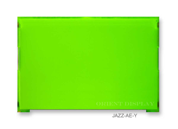 JAZZ-AE-Y (YELLOW GREEN LED Backlight for JAZZ A Graphic LCD)
