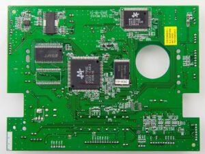 A standard Printed Circuit Board