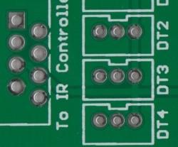 The Pad of Printed Circuit Board