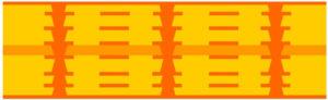 3+2+3 Any Layer HDI PCB